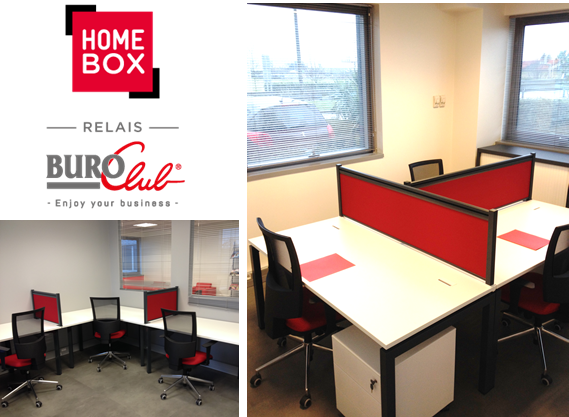 Buro Club Office Space Solutions Homebox