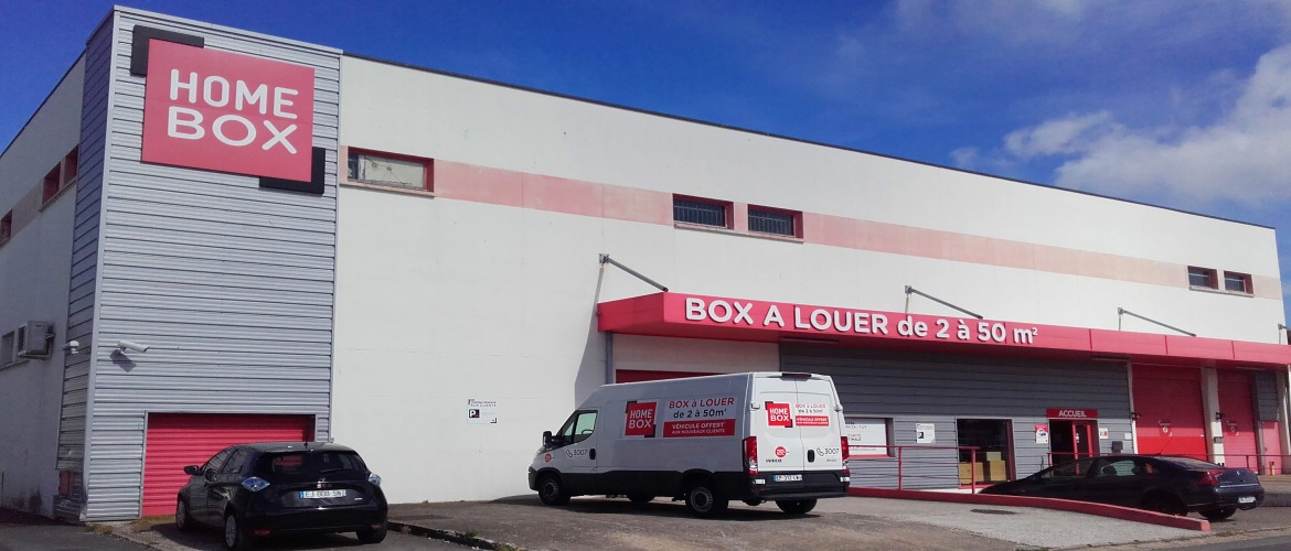 Garde Meuble Le Havre Solution De Self Stockage Homebox