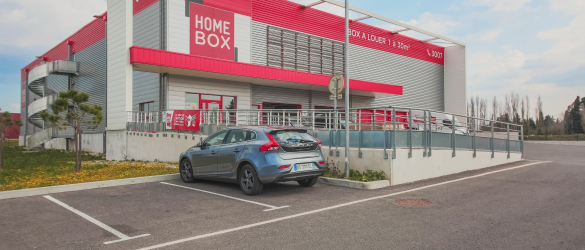 Garde meuble n mes solutions self stockage homebox - Garde meuble nimes ...