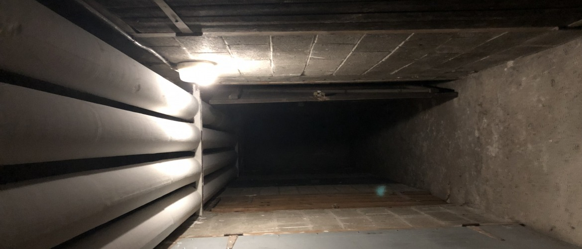 Cave sécurisée 4m2 ou 10m3 Paris 15 disponible le 05/11/2018 - Photo 2