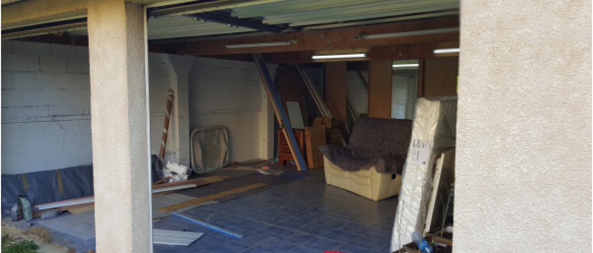 Double garage de 70m2 - Photo 2