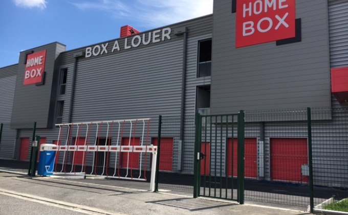 Garde meuble toulouse fondeyre box louer homebox - Garde meuble nimes ...